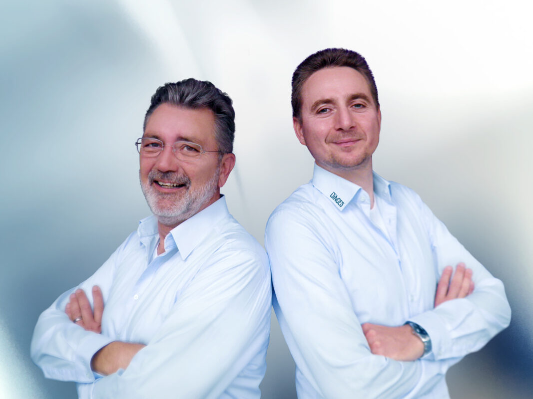 DINGES Die Gründer